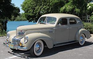 Original Vorkriegs-Chrysler von Dita von Teese