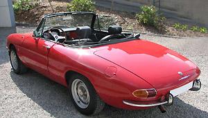 Alfa Romeo Spider twinspark zu verkaufen, privat